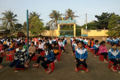 Tập huấn Cổng thông tin điện tử trường học